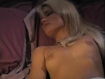 Cock-worshiping babes attempt their untidy pussies wrecked